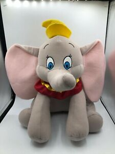 Large Official Disney Parks Dumbo Elephant Disney World Plush Stuffed Toy Animal