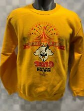 Greatest Plunge On Earth 2019 POLAR PLUNGE Lake of The Ozarks Sweat Shirt Size S
