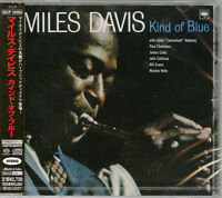 MILES DAVIS-KIND OF BLUE-JAPAN SACD Hybrid F83