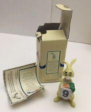 Pooh & Friends Porcelain 9th Birthday Figurine RABBIT Disney Collectible w/ Box