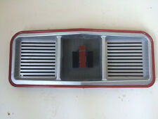 Non Genuine Top grill 84-85 with Genuine Emblem 120397C1