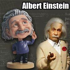 """5"""" Scientist Albert Einstein Bobble Head Cartoon Doll Action Figure Statue"""