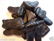 100G Gluten Free Dutch Soft & Sweet Feet Liquorice