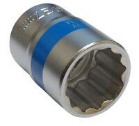 Douille de vissage 3/4 12 pans 27mm haute qualité professionnelle en acier Cr-V