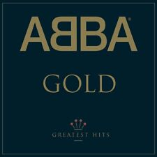 ABBA GOLD 40th Anniversary DOUBLE LP Vinyl NEW 2014