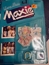 MAXIE Doll Lacey Basic's Underwear Teddy Necklace Earrings VINTAGE SWEET MIP