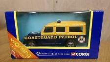 Corgi TY82701 diecast Land Rover Coastguard with Working Feature