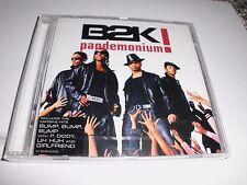 B2K - Pandemonium  CD - OVP