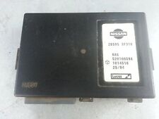 NISSAN PRIMERA P10 CONTROL MODULE COMPUTER 28595 3F310 8AS 52010059A 1014516 OEM