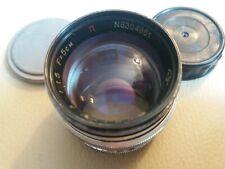 Zeiss Sonnar copy 1963 Jupiter-3 1,5/50mm M39.