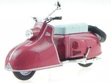 IWL Pitty Roller DDR Ostalgie Motorrad Modell Atlas 1:24