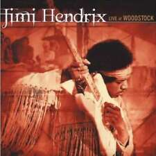 Hendrix  Jimi - Live At Woodstock NEW LP