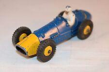 Dinky Toys 234 Ferrari racing car with yellow metal hubs very nice model     *4*