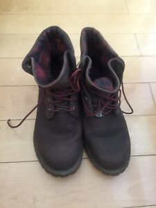 Timberland Boots Womens Size 7 - 6.5W GOOD CONDITION