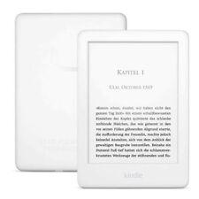 Amazon Kindle (10. Generation) weiß 6 Zoll schwarz ohne Spiegeleffekt E-Book