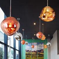 Creative Glass Ball PVC Lava Chandelier Melt Light Pendant Lamp Ceiling Lighting