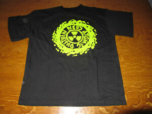 NED'S ATOMIC DUSTBIN  - KILL YOUR TELEVISION 1990 T-SHIRT (POP WILL EAT ITSELF)