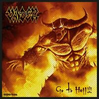 Vader Go To Hell Patch Official Death Metal New