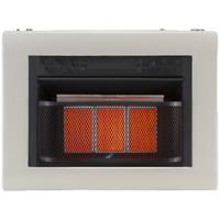 Cedar Ridge Recon Veneless Dual Fuel Blue Flame Gas Heater