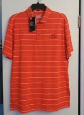 AUBURN University Under Armour golf/casual polo NWT XXL loose fit orange