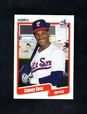 1990 Fleer Canada SAMMY SOSA RC #548 ~~ RARE Canadian Card ~ Long Gone Summer!