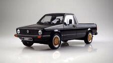 Volkswagen Caddy schwarz  1:18 Otto Models