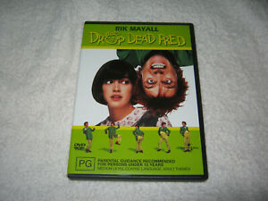 Drop Dead Fred - Rik Mayall - VGC - DVD - R4