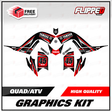Yamaha YFZ 700R Raptor Quad ATV Graphics Kit Motocross Decals Stickers Wrap