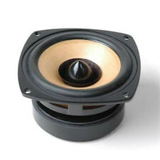 "NEW 4"" Full Range Woofer Speaker.Project Replacement.6 ohm Driver.Pin cushion."