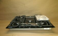 Frigidaire Fggc3047Qbf 30 in. Gas Cooktop in Black with 5 Burners
