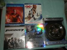 Lot Fast & Furious 8,Bloodshot ,Xxx, Vin Diesel Movies