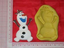 Frozen Olaf Silicone Mold Cake Chocolate Resin Clay A691 Fondant