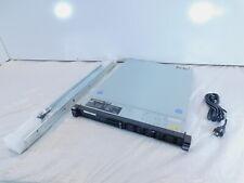 Lenovo Ibm System X3250 M6 3633-Ac1 8-Bay RackMount Server 600Gb Hard Drive Rack
