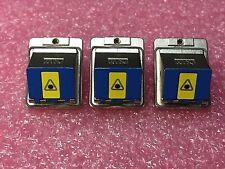 3 x Fiber Optical EMI Shielding Adapter, MPO to MP, 45 Deg-Screw, Conductive