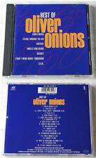 OLIVER ONIONS Best Of Oliver Onions .. 18 Original Tracks CD TOP
