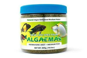 New Life Spectrum   AlgaeMax Pellets (Natruox Formula)