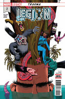 Legion #2 Marvel Comic 1st Print 2018 Unread NM