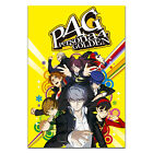 Persona 4 Game Poster - Official Art - High Quality Prints