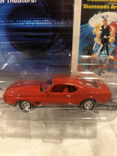 Johnny Lightning James Bond 007 Diamonds are Forever Ford Mustang Mach1