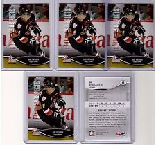 JAKE VIRTANEN 12/13 ITG Prospects Lot of (5) Rookie RC #45 - 2014 NHL Draft
