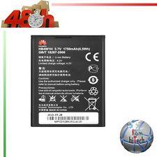 BATTERIA HUAWEI ASCEND G510 G520 Y210 Y530 HB4W1H 1750 mah CAPACITA' ORIGINALE