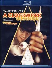 A Clockwork Orange (Blu-ray Disc, Canadian)