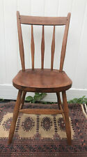 New listing Antique Stickley Side Chair Spindle Back 1926-1977