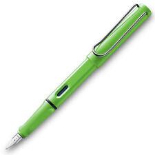 Lamy Safari Fountain Pen - Apple Green - Fine Point - L13GNF - Brand New in Box