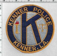 Kenner Police (Louisiana) 5th Issue uniform take-off shoulder patch