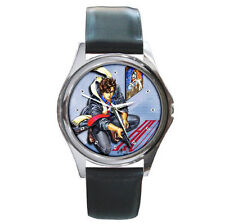 City Hunter Anime Ultimate leather wrist watch