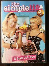 Simple Life,Til Death Do Us Part: Season 4 (DVD, 2006, 10 Episodes) Region 1