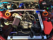 Lexus is200 Sportcross Gita 1GFE DIY Turbo Charger Kit like supercharger