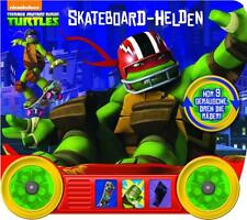 Teenage Mutant Ninja Turtles - Skateboard-Helden (2015, Gebundene Ausgabe)