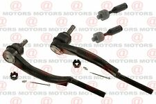 For Gmc Envoy XL 2002-2006 Front Left Right Outer Inner Tie Rods Steering Kit